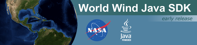 NASA World Wind Java - Nightly builds available