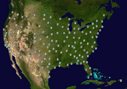 NWS NEXRAD Stations add-on